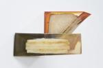 Chicken Tikka on Brown Bread (Fresh Bite), Cheddar Cheese on White Bread (Coop), 2017