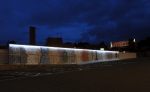 The New Easterhouse Mosaic (by night)