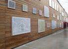 Exhibition view: The Mosaics of Easterhouse