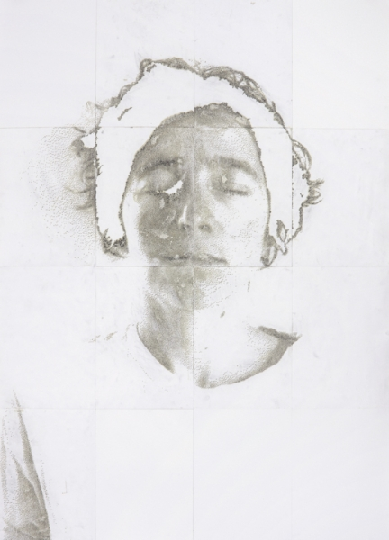 Blind Drawing (Connoisseurs, Emmanuelle)