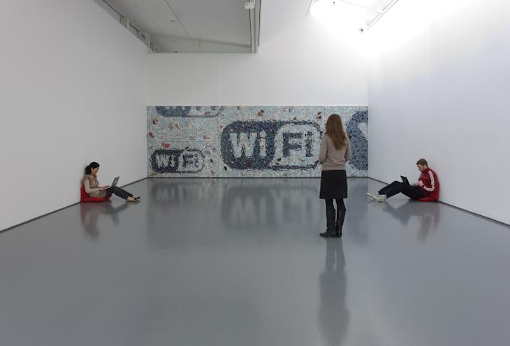 Exhibition view: 'The Connoisseurs'
