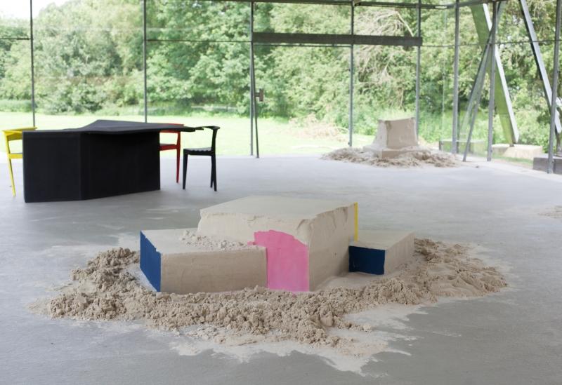 Future Spotters (Kassel, 1987 & Münster, 2013), 2013.