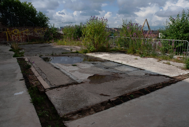 The Walled Garden, Glasgow (A Stalled Space), 2013